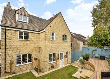Thumbnail 4 bed detached house for sale in Church Road, Leonard Stanley, Stonehouse