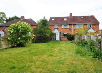 Thumbnail 4 bed semi-detached house for sale in Lottage Road, Aldbourne, Marlborough