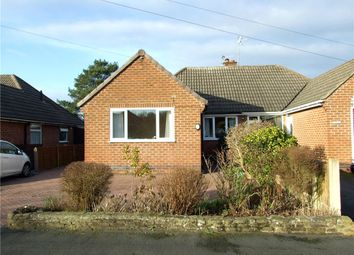 Thumbnail 2 bed semi-detached bungalow for sale in Tresillian Close, Allestree, Derby