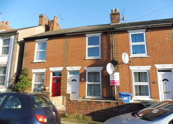 Thumbnail 2 bed terraced house for sale in Bulwer Road, Ipswich