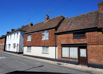 Thumbnail 3 bed end terrace house for sale in The Street, Bearsted, Maidstone