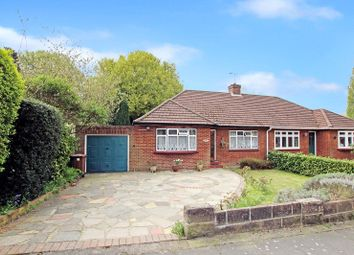 Thumbnail 2 bed bungalow for sale in The Spinney, Sidcup, Kent