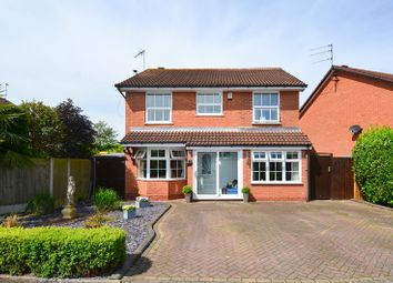 Thumbnail 4 bed detached house for sale in Badger Way, Blackwell, Bromsgrove