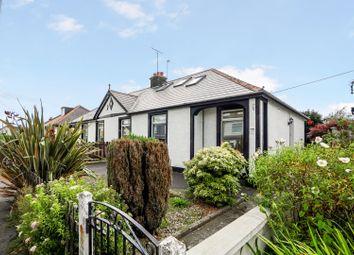Thumbnail 3 bed semi-detached bungalow for sale in Oakwood Avenue, Bangor