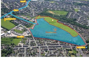 Thumbnail Land for sale in Pemberton Business Park, Pemberton, Wigan, Lancashire, England