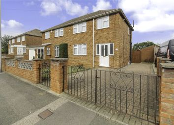 Thumbnail 2 bed semi-detached house for sale in Lilac Road, Strood, Kent