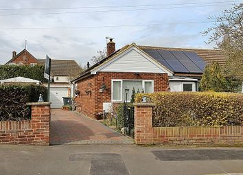 Thumbnail 2 bed semi-detached bungalow for sale in Boddington Gardens, Biggleswade