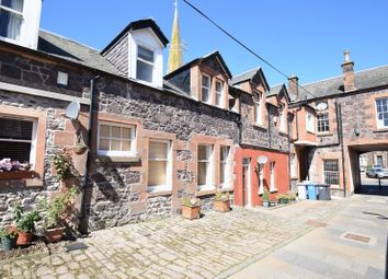 Thumbnail 2 bed flat for sale in Clydesdale Close, Biggar