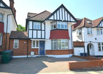 Thumbnail 4 bed detached house for sale in Rowsley Avenue, London