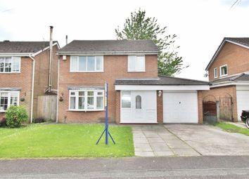 Thumbnail 3 bed detached house for sale in St. Matthews Close, Pemberton, Wigan