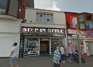 Thumbnail Retail premises for sale in Oxford Street, Swansea