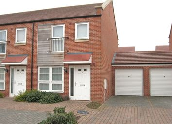 Thumbnail 2 bed end terrace house to rent in Berberis Way, Freshney Green, Grimsby