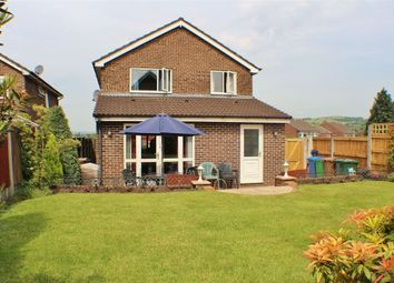 Thumbnail 4 bed detached house for sale in Sherbourne Drive, Heywood, Lancashire