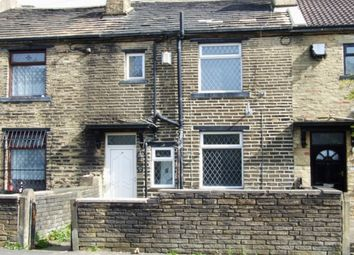 Thumbnail 1 bedroom terraced house to rent in Lidget Place, Bradford BD7, Bradford,