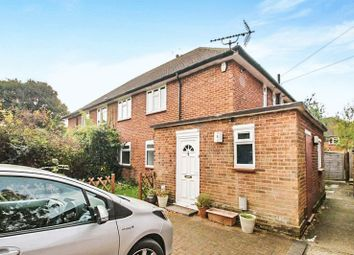 Thumbnail 2 bed flat for sale in Malmesbury Close, Eastcote, Pinner
