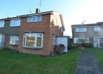Thumbnail 2 bedroom end terrace house for sale in Treecot Drive, Leigh-On-Sea