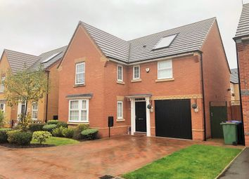 Thumbnail 4 bed detached house for sale in Doreen Close, Coventry