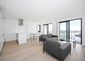 Thumbnail 3 bed flat to rent in Landons Close, London