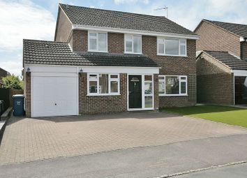 Thumbnail 4 bed detached house for sale in Chipperfield Park Road, Bloxham, Banbury