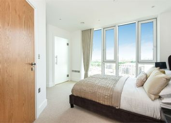 Thumbnail 3 bed flat to rent in City West Tower, 6 High Street, London