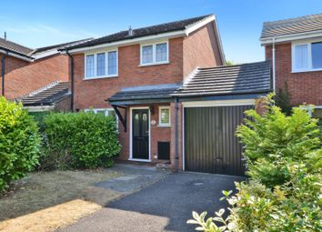 Thumbnail 3 bed link-detached house for sale in Barnard Close, Frimley, Camberley
