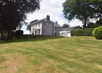 Thumbnail 4 bed farm for sale in Llanwnnen Road, Lampeter