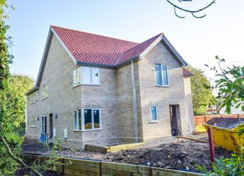 Thumbnail 5 bed detached house for sale in Wild Acres, High Street, Burwell, Cambridge