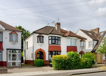 Thumbnail 3 bed property for sale in Burleigh Gardens, Southgate