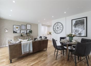 Thumbnail 1 bed flat for sale in Giles Court, 4 Tabernacle Gardens, London