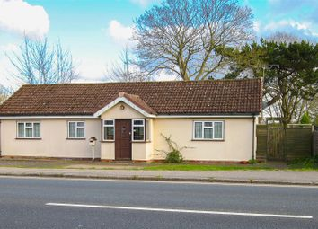Thumbnail 2 bed detached bungalow for sale in London Road, Stanford Rivers, Ongar