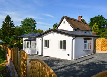 Thumbnail 2 bed detached bungalow for sale in Bittell Road, Barnt Green, Birmingham
