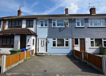 Thumbnail 3 bed terraced house for sale in Burrs Way, Corringham, Essex