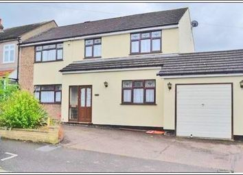 Thumbnail 4 bedroom semi-detached house for sale in Riversdale Road, Colier Row