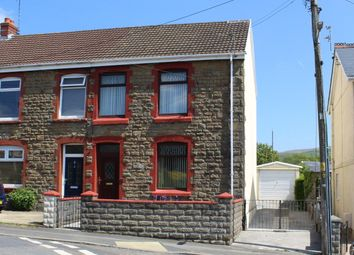 Thumbnail 4 bed semi-detached house for sale in Mill Terrace, Pantyfynnon, Ammanford