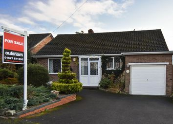 Thumbnail 3 bed detached bungalow for sale in Forest Close, Lickey End, Bromsgrove