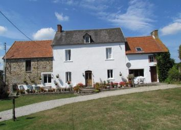 Thumbnail 4 bed property for sale in Le-Plessis-Lastelle, Manche, France