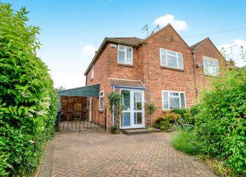 Thumbnail 3 bed semi-detached house for sale in Cubbington Road, Lillington, Leamington Spa