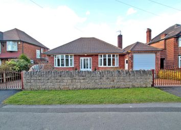 Thumbnail 3 bed detached bungalow for sale in Sandfield Road, Arnold, Nottingham