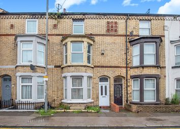 Thumbnail 4 bed terraced house for sale in Lower Breck Road, Liverpool