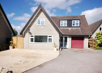 Thumbnail 3 bed detached house for sale in Ashley Drive, Bussage, Stroud