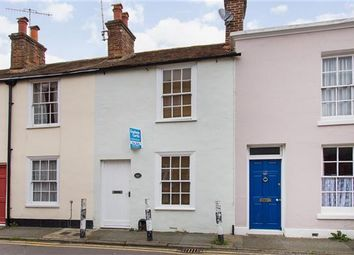 Thumbnail 1 bed terraced house for sale in Ivy Lane, Canterbury