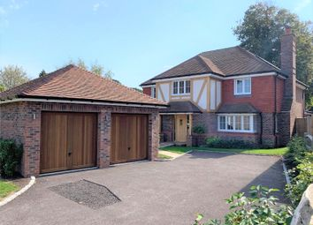 Thumbnail 5 bed detached house for sale in Ham Manor Private Estate, West Drive, Angmering, West Sussex