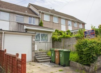 Thumbnail 3 bed property to rent in Moorland View, Plymstock, Plymouth
