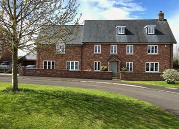 Thumbnail 5 bedroom detached house for sale in Wessex Court, Henstridge, Templecombe, Somerset