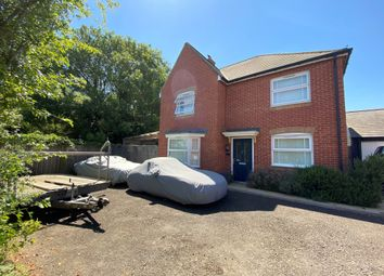 Thumbnail 4 bed detached house to rent in Finn Farm Road, Kingsnorth, Ashford