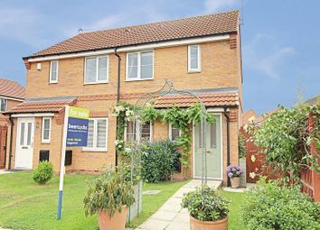 Thumbnail 2 bed semi-detached house for sale in Hyde Park Road, Kingswood, Hull
