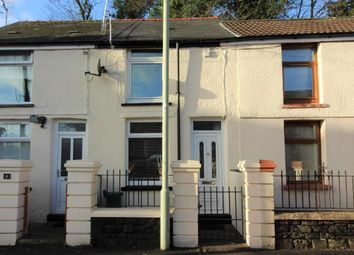 Thumbnail 1 bed terraced house to rent in Cymmer Road, Porth