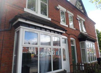 Thumbnail 3 bed flat to rent in Abbots Road, Kings Heath, Birmingham