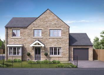 Thumbnail 4 bed detached house for sale in The Skipton (Plot 23), Wallerthwaite, Markington, Near Harrogate, North Yorkshire