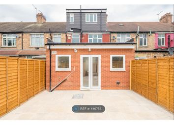 Thumbnail 5 bed terraced house to rent in Rosebery Avenue, London